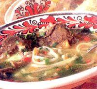 Supa de porumbel
