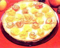 Budinca de cartofi cu mere