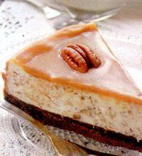 Tarta_cu_ricotta_nuci_si_sos_caramel