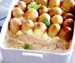 Carne_de_curcan_cu_cartofi_si_sos_de_iaurt