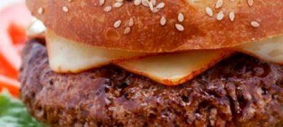 Hamburger cu smantana