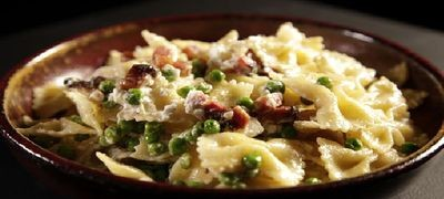 How_to_make_Farfalle_with_Ricotta_Pancetta_and_Peas