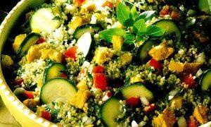 Salata marocana cu menta