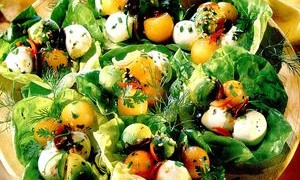 Salata de laptuci cu marar