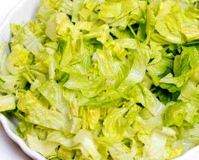 Salata cu branza cu mucegai