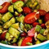 Salata pestrita