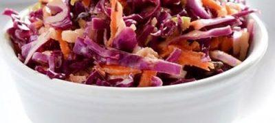 Salata de varza si chimen