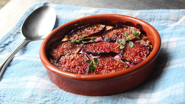 Reţetă: How to make Fresh fig and goat cheese tart (VIDEO ...