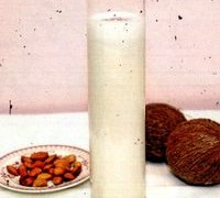 Curcan cu lapte de cocos si scoici
