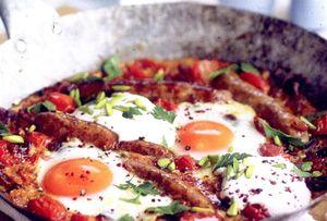 Mic dejun taranesc cu oua
