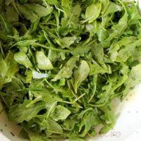Salata de rucola cu grau