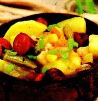 Tocanita de cartofi cu peste