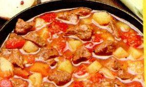 Vitel_cu_cartofi_si_ciuperci_la_cuptor