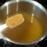 Oţet de mere cu miere