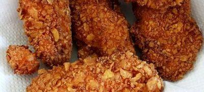 Kentucky corn chicken