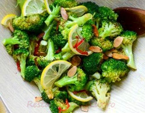 Broccoli la tigaie