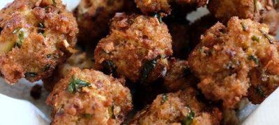Chiftelute de pui cu sos