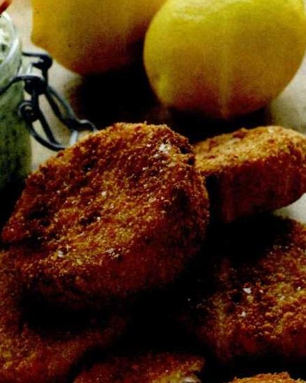 Chiftelute de peste cu stevie