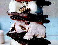 Tort marshmallow