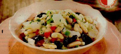 Salata de fasole si masline