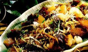 Salata chinezeasca cu coriandru
