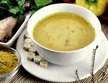 Supa Green Curry