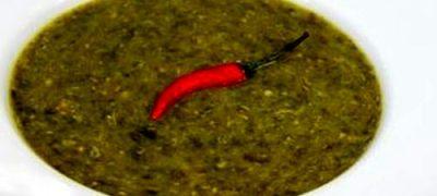 Supa de spanac cu usturoi