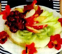 Tarta racoritoare cu fructe