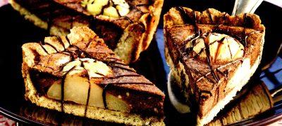 Tarta_cu_pere_ciocolata_si_cafea