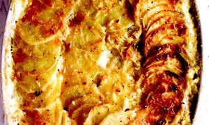 Ţelină gratinata cu mozzarella