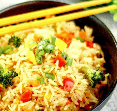 Orez curry cu ton şi stafide