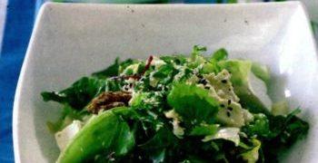 Salata verde cu tofu