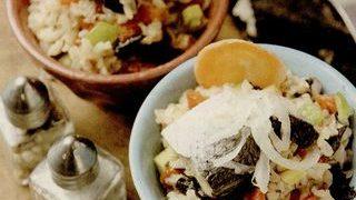 Salata de heringi cu legume