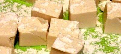 Salata cu oua si tofu
