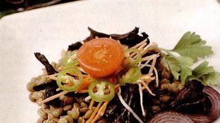 Salata cu linte si smantana