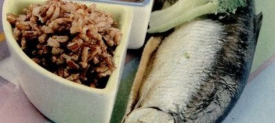 Sardine fripte cu sos picant