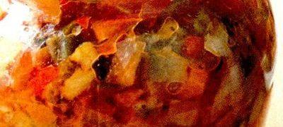 Zacusca de ciuperci cu ardei
