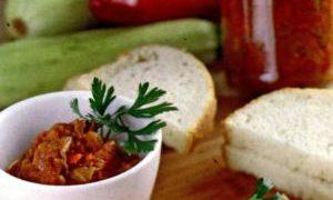 Salata zacusca