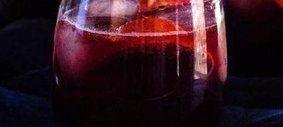 Cocktail Cognac Collins
