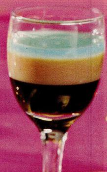 Cocktail Absinthe Presidente
