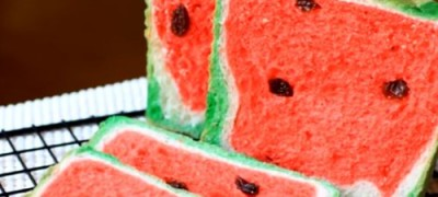 How_to_make_Watermelon_Bread