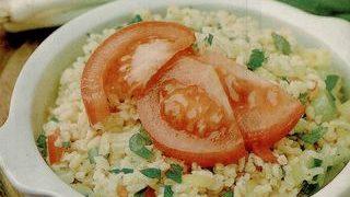 Reteta praz cu orez
