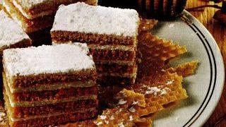 Prajitura cu miere si vanilie