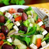Salata de cruditati si alte variante delicioase