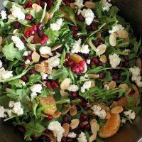 Salata simpla cu rucola