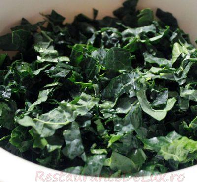 Salata cu spanac