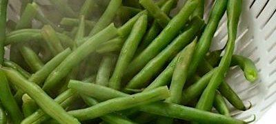Ciorba acra de fasole verde