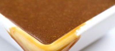 Sos delicios de vanilie