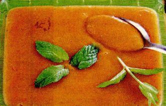 Supa - crema de legume cu friganele