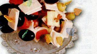 Apritive_cu_sunca_de_pui_si_ardei_gras